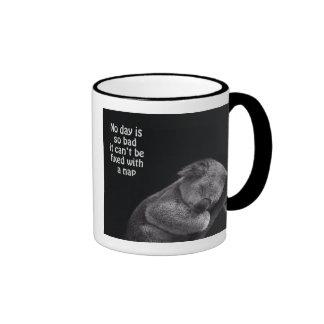 taza del oso de koala