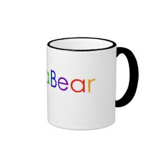 Taza del oso de la papá