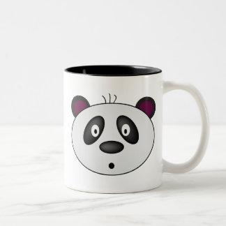Taza del oso de panda