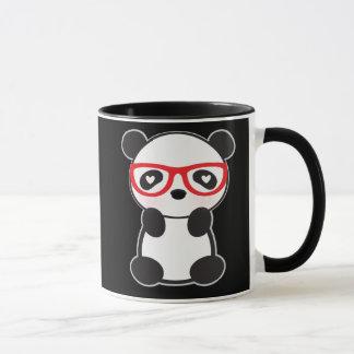 Taza del oso de panda del amor - León el oso de
