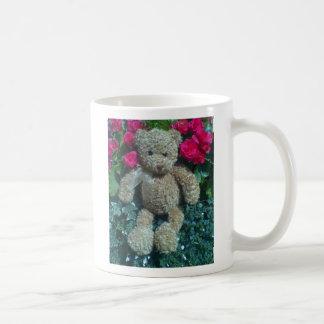 Taza del oso de peluche