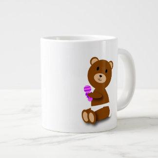 Taza del oso del bebé taza grande