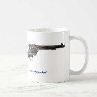 """Taza del """"pacificador"""" del potro"""