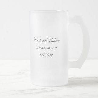 Taza del padrino de boda