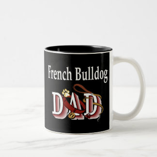 Taza del papá del dogo francés