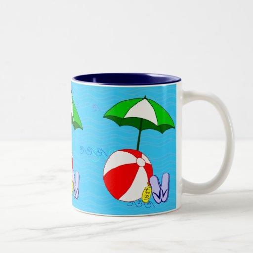 Taza del paraguas de la piscina de la pelota de