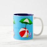 Taza del paraguas de la piscina de la pelota de pl