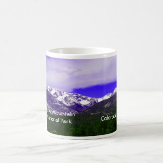 Taza del Parque Nacional de las Montañas Rocosas