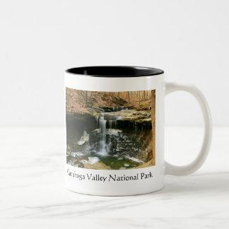 Taza del parque nacional del valle de Cuyahoga