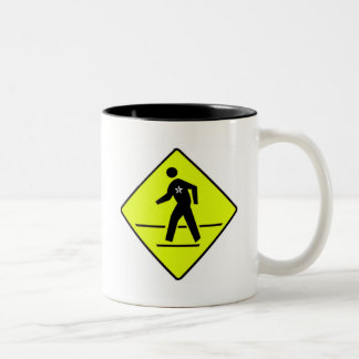 taza del paso de peatones