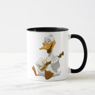 Taza del pato del Banjo-Strummin'