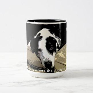 Taza del perrito