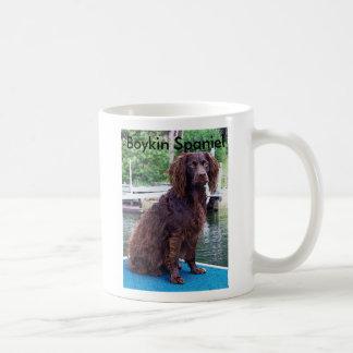Taza del perro de aguas de Boykin