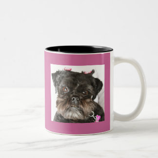 Taza del perro de Mae