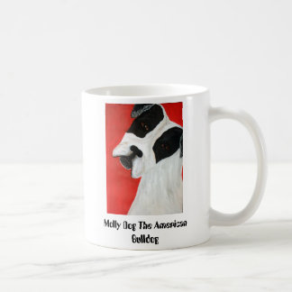 Taza del perro de Molly