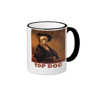 Taza del perro de Rembrandt