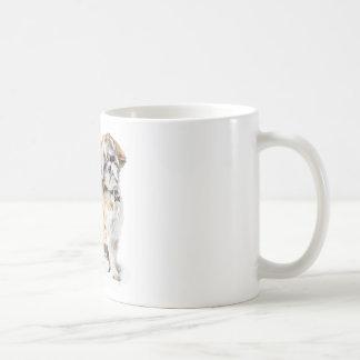 Taza del perro de Shih Tzu