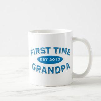 Taza del personalizable del abuelo de la primera