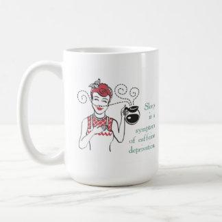 Taza del personalizable del café del vintage