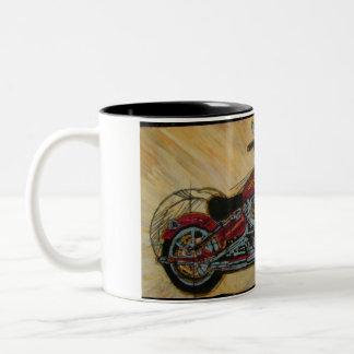 Taza del personalizado de Harley Davidson