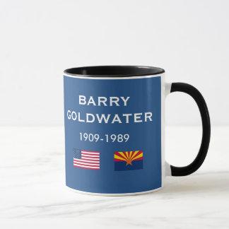 Taza del personalizado de senador Barry Goldwater