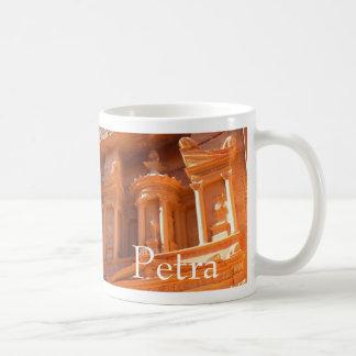Taza del Petra Jordania
