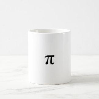 Taza del pi