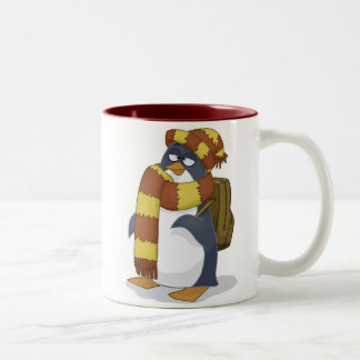 Taza del pingüino