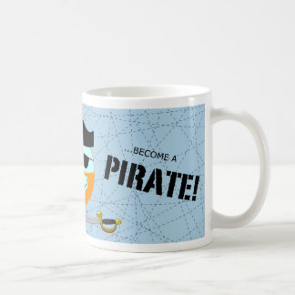 Taza del pirata
