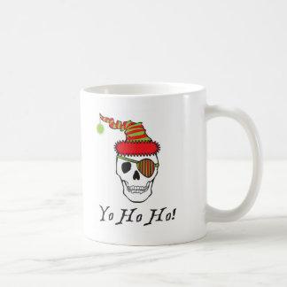 Taza del pirata de Santa