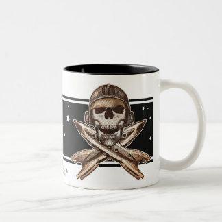 Taza del pirata del espacio (Rockets)