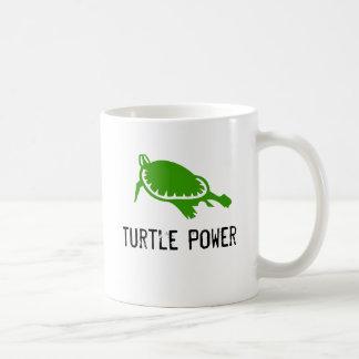 Taza del poder de la tortuga