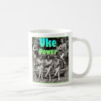 Taza del poder de Uke