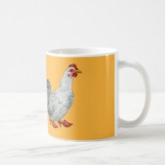 Taza del pollo