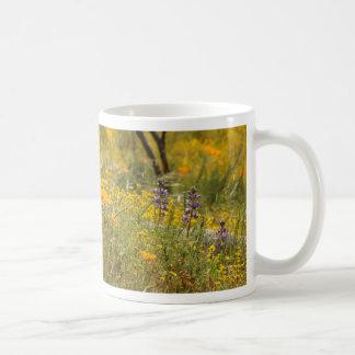 Taza del prado de los Wildflowers