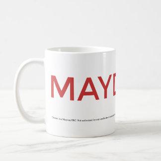 Taza del primero de mayo