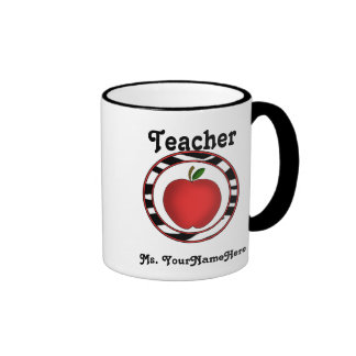 Taza del profesor de Apple