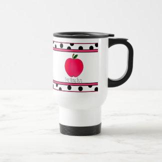 Taza del profesor - el lunar Apple viaja taza