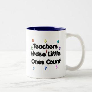 Taza del profesor primario