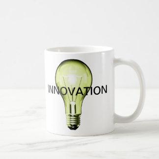 Taza del promo de la luz ámbar de la innovación