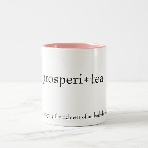 "taza del ""prosperi-té"""