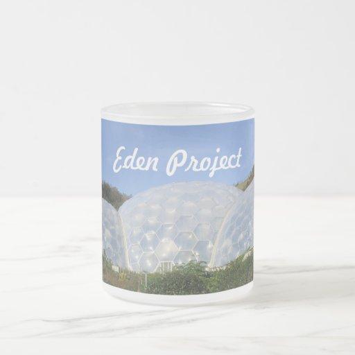 Taza del proyecto de Eden
