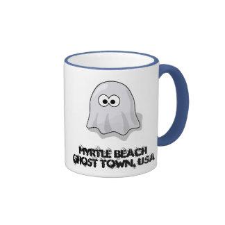 Taza del pueblo fantasma