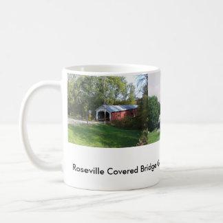 Taza del puente cubierto de Roseville
