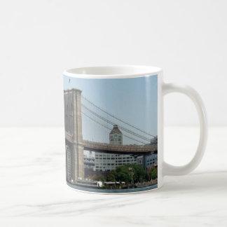 Taza del puente de Brooklyn
