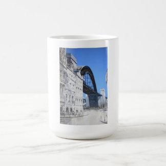 Taza del puente de Tyne