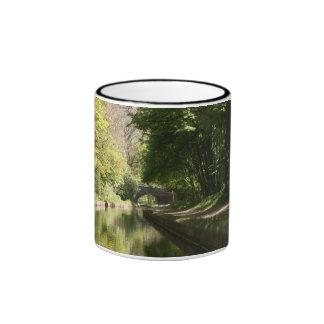 Taza del puente del canal de Llangollen