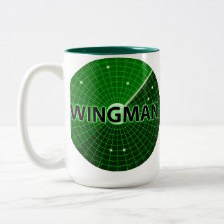 Taza del radar del Wingman