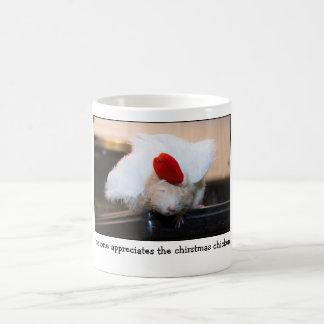 Taza del ratón de Marty - nadie aprecia el navidad