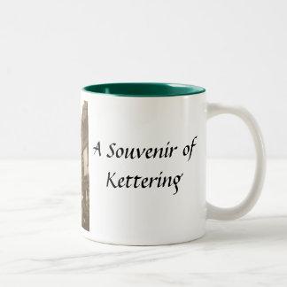 Taza del recuerdo de Kettering